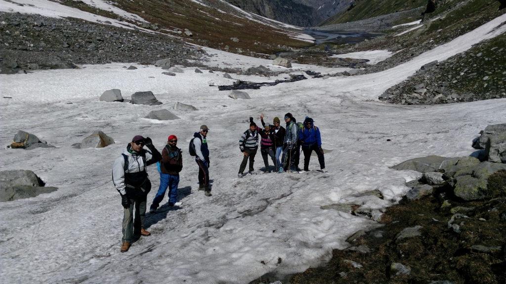 Manali Trekking Camp
